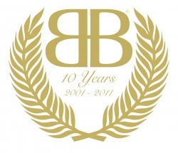 BforB 10 years Logo